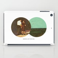 Boring by The Sea   Collage iPad Case
