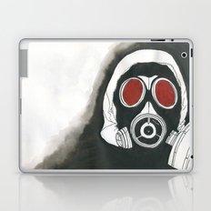 Gas Mask Laptop & iPad Skin