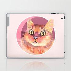 Miss Meowgi Laptop & iPad Skin