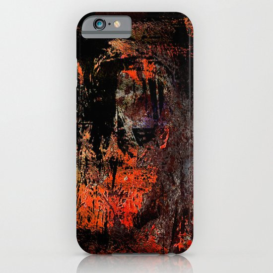 My Red Instinct iPhone & iPod Case