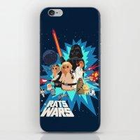 Star Wars FanArt: Rats Wars iPhone & iPod Skin