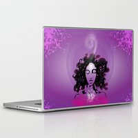 Laptop & iPad Skin featuring Better Place by Tracey Chan Design