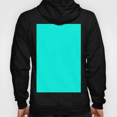 Turquoise blue Hoody