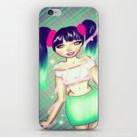Magical Girl iPhone & iPod Skin