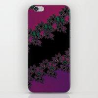 Fractal Layered Lace  iPhone & iPod Skin