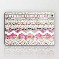 Aztec Spring Time! | Gir… Laptop & iPad Skin