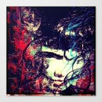 Jolie Moly Canvas Print