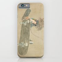 iPhone & iPod Case featuring skate rat  by JosephMills