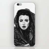 Meghan Ory Little Red Riding Hood iPhone & iPod Skin