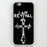 I Am Revival iPhone & iPod Skin
