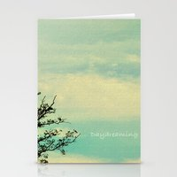 Daydreaming Stationery Cards