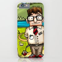 Enemy at the (Bill) Gates iPhone 6 Slim Case