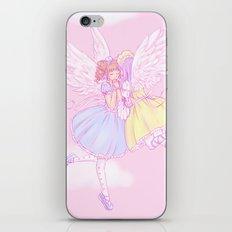 Sweet lolita angels iPhone & iPod Skin