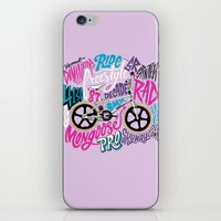 Mongoose Decade iPhone & iPod Skin