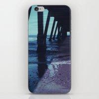 Glenelg Pier, Polaroid iPhone & iPod Skin