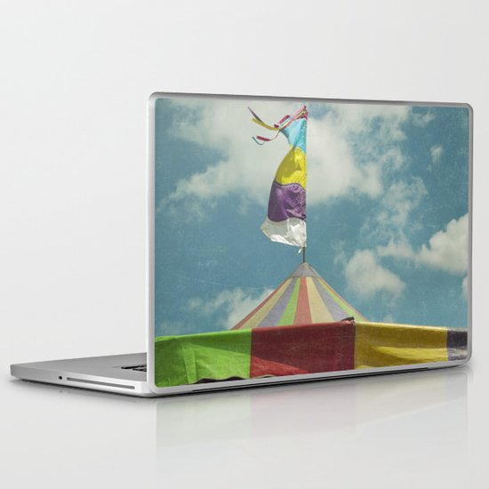 Big Top #6 Laptop & iPad Skin