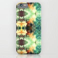 Kaleidoscopic Pattern Play iPhone 6 Slim Case