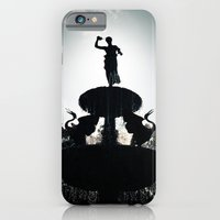 iPhone & iPod Case featuring Heavenly Fountain by Ian James