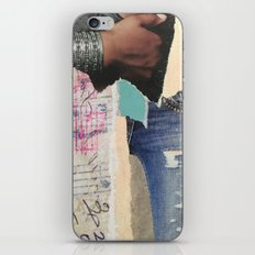 Ripped Jeans iPhone & iPod Skin