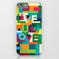 LIVELAUGHLOVE V1 iPhone 6 Slim Case