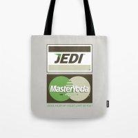 Brand Wars: Jedi Master Yoda Tote Bag