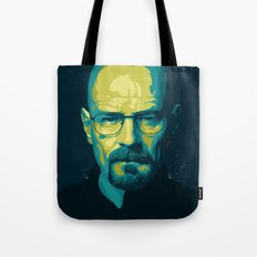 Breaking Bad Walter White Tote Bag