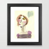 Study #24 Framed Art Print