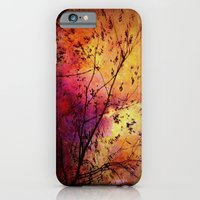 iPhone & iPod Case featuring The storm (later that very evening) by Anna Brunk