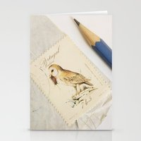 All The Letters That I Wrote To You II Stationery Cards