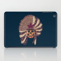 WARPAINT 114 iPad Case