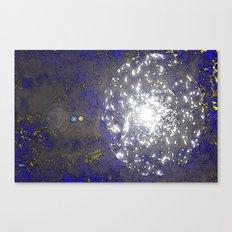 Bombs Bursting In Air Canvas Print