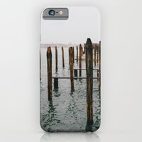 iPhone & iPod Case featuring Pillars by Hanif