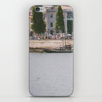 A Ride On The River iPhone & iPod Skin