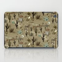 Snakebite Ranch iPad Case