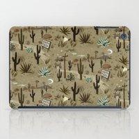 Snakebite Ranch iPad Case