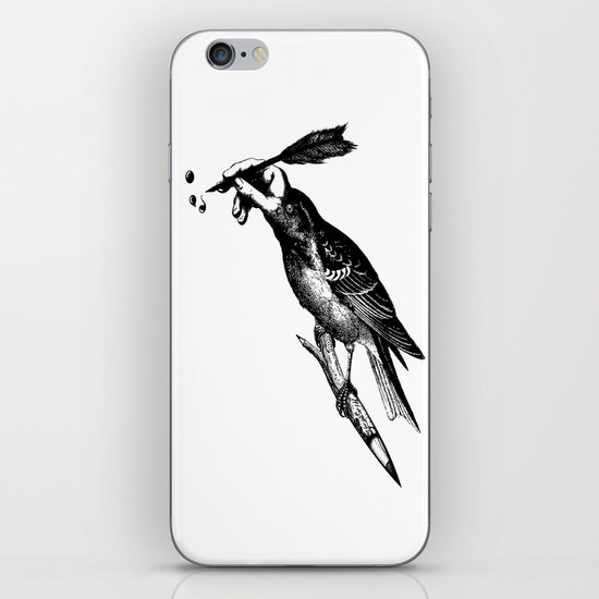 The Experimetal Artist iPhone & iPod Skin