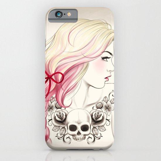 Tattoo Girl iPhone & iPod Case