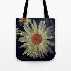 Light up Daisies Tote Bag