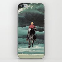 Silver Lining  iPhone & iPod Skin