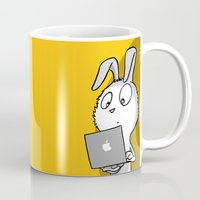 There are only a few things more important than wifi... Mug
