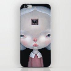 Monster inside iPhone & iPod Skin