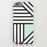 iPhone & iPod Case featuring Abstract Angles TOO by Andrew Footit