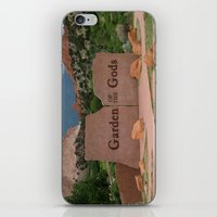 Garden Of The Gods - Col… iPhone & iPod Skin