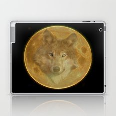 Wolf Moon Laptop & iPad Skin