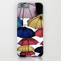 Umbrella iPhone 6 Slim Case