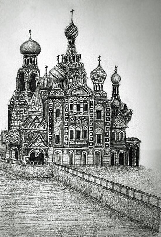 St. Petersburg, Russia Art Print