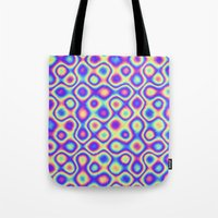 Pattern 60's like Tote Bag