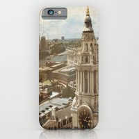 iPhone & iPod Case featuring London by Christine Workman
