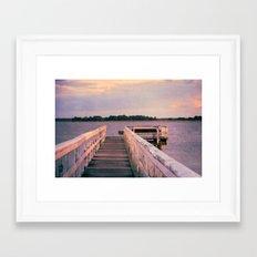 bridge II Framed Art Print
