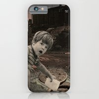 watch out for vandals iPhone 6 Slim Case